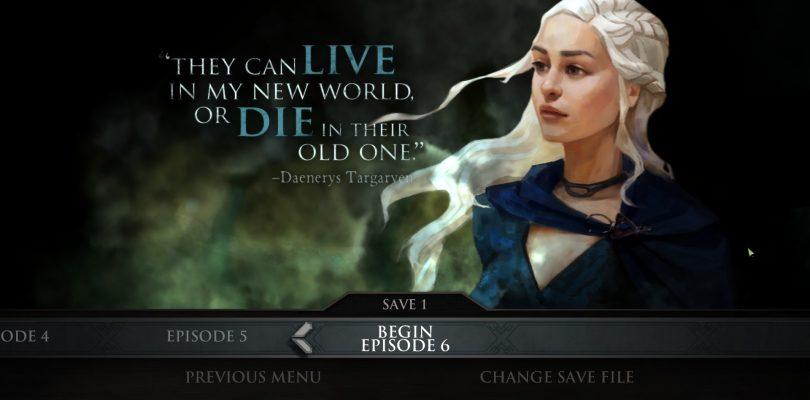 Test: Game of Thrones – Episode 6, The Ice Dragon (mit Wertung)