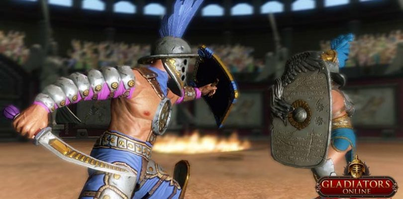 Gladiators Online: Death Before Dishonor ab sofort via Steam verfügbar