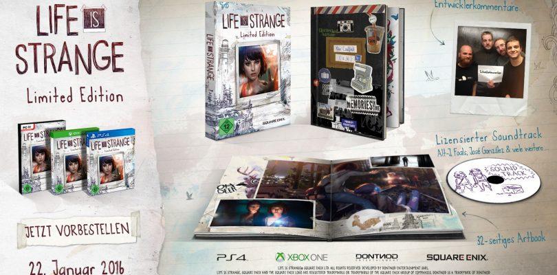 Life is Strange – LISDay voller Erfolg, Square Enix spendet