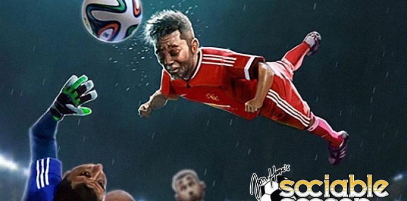 Sociable Soccer – Die Kickstarter-Kampagne beginnt zu laufen