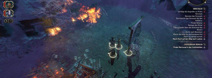 Sword Coast Legends – Via Steam am Wochenende gratis zocken