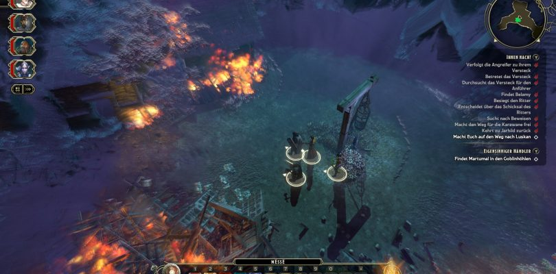 Sword Coast Legends – Via Steam am Wochenende gratis zocken
