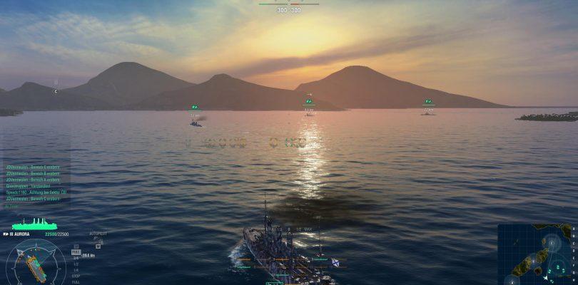 Test: World of Warships – Schiffe versenken Deluxe