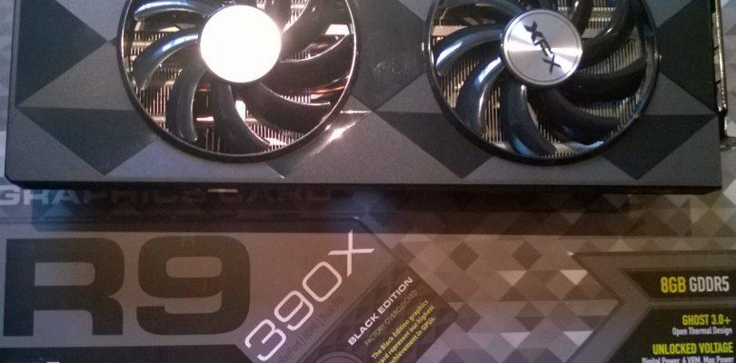 XFX Radeon R9 390 X in der Black Edition bei uns im Hardware-Test