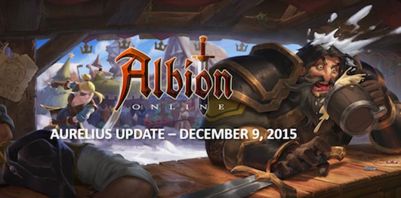Albion Online – Das Aurelius-Update ist da