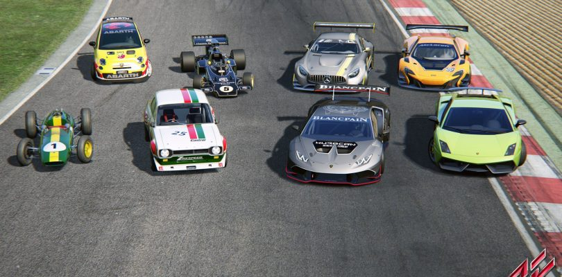 Assetto Corsa – Trailer zum Dream Pack 3