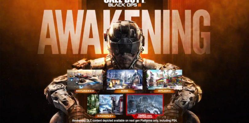 COD: Black Ops 3 – Trailer und Infos zum Awakening-DLC