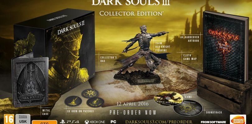 Dark Souls 3 – Sondereditions nur über Amazon kaufbar