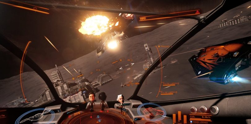 Elite Dangerous – Horizons-Erweiterung ab 15. Dezember verfügbar