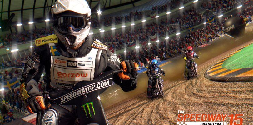 FIM Speedway Grand Prix 15 – Update bringt Verbesserungen für den Multiplayer
