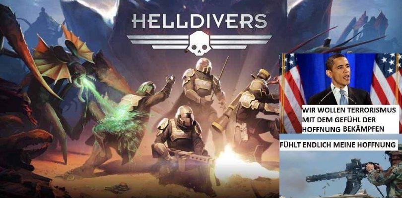 Test: Helldivers – Spür die Freiheit!