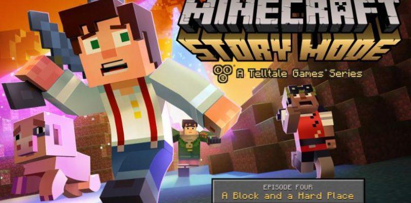 Minecraft Story Mode – Episode 4 erscheint am 22. Dezember