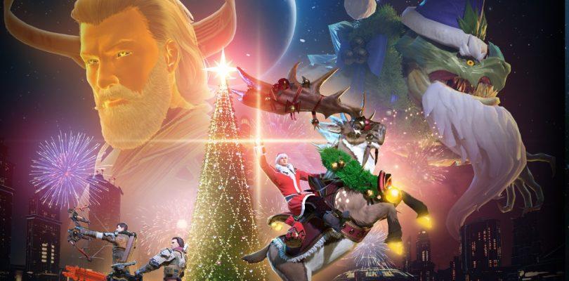 Skyforge – Winterliche Pakete für das MMORPG verfügbar