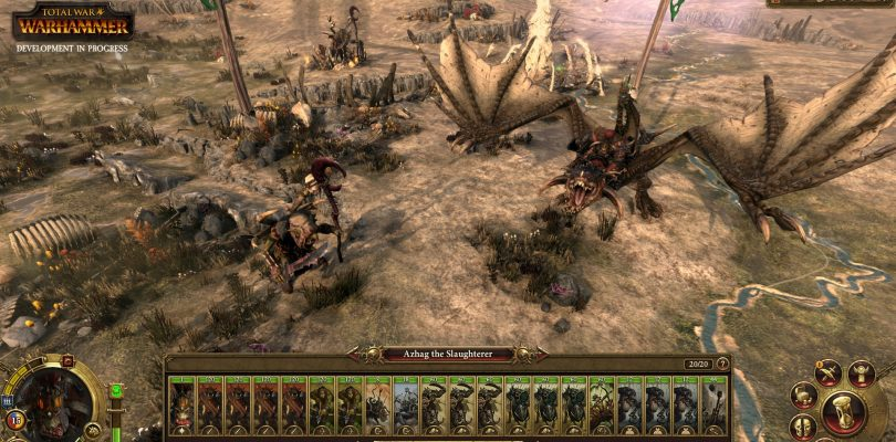Total War: Warhammer – Gameplay-Video mit Entwicklerkommentaren