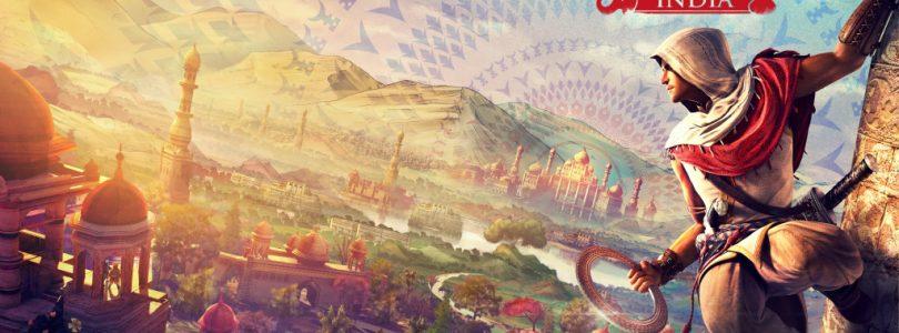 Assassins Creed Chronicles India – Launch-Trailer zum 2,5D Schleicher