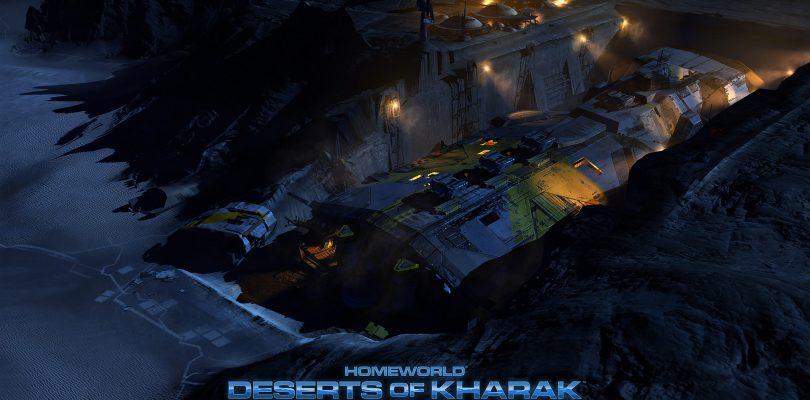 Homeworld: Deserts of Kharak – Launch-Trailer zum Release