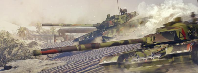 Armored Warfare – Hybrid-Modus aus PVE und PVP auf den Testservern gestartet