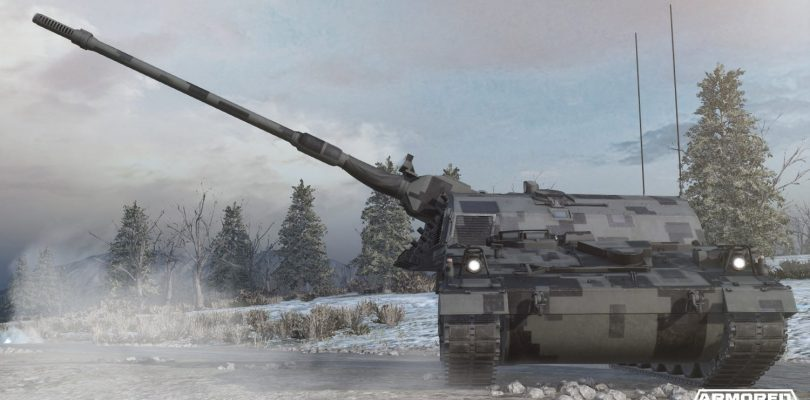 Armored Warfare – Update bringt optische Tarnungen