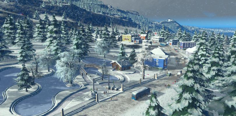 Cities Skylines – Snowfall-Erweiterung angekündigt