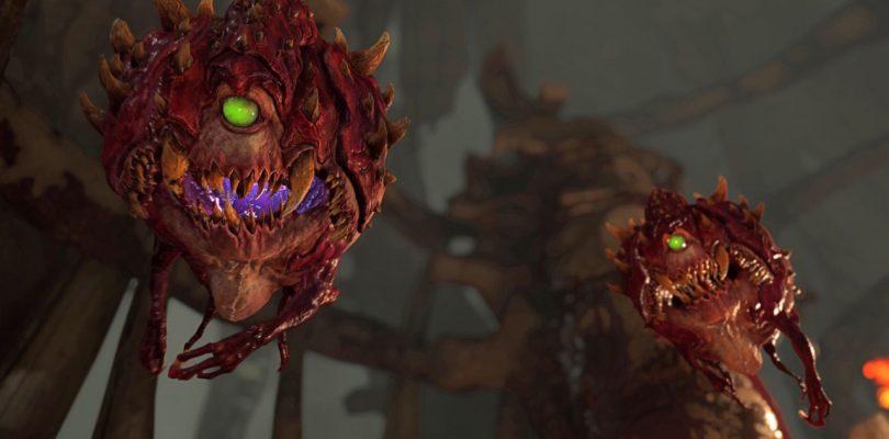 Doom – Neue Videos inklusive Launch-Trailer veröffentlicht