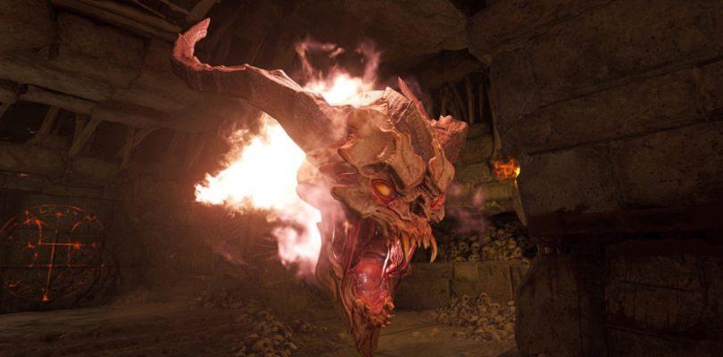 Doom – Neuer Trailer zeigt die Dämonen und Power-Waffen