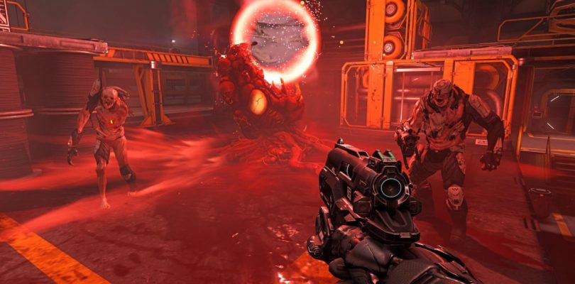 Doom – 6 Spielmodi, 9 Karten, das ist der Multiplayer