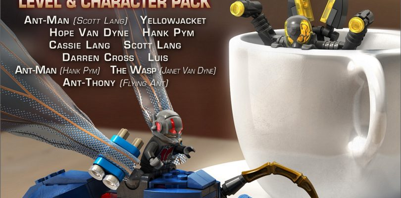 LEGO Marvels Avengers – Kostenlose DLC`s für PS4 & PS3 angekündigt
