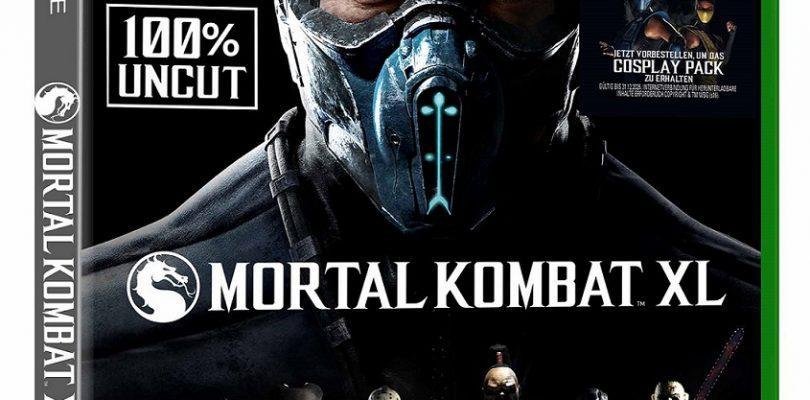Mortal Kombat – XL-Versionen für die XBox One & PS4 angekündigt