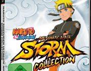 Naruto Shippuden Storm Collection angekündigt