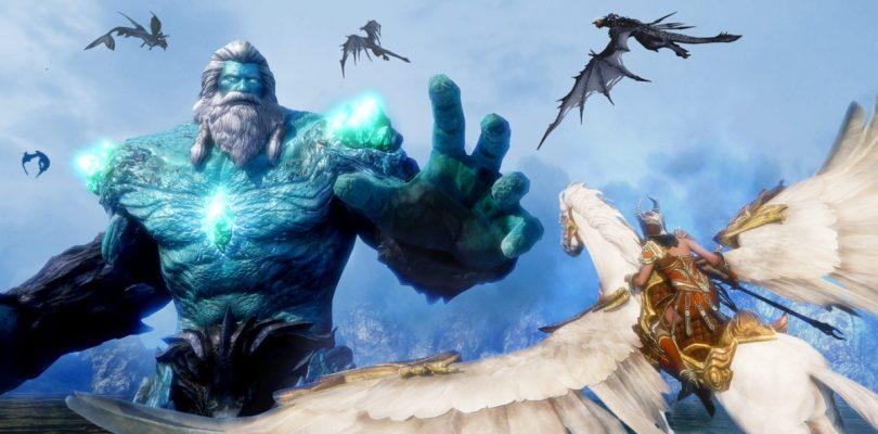 Riders of Icarus – Beta-Anmeldung zum Free2Play Adventure-MMO geöffnet