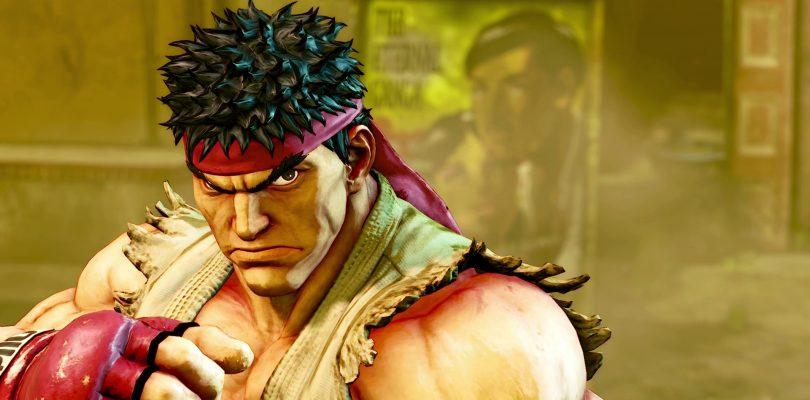 Street Fighter V – Story-Modus, letzte Beta, neuer Trailer