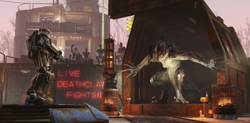 Fallout 4 – Erster Trailer zum DLC Wasteland Workshop