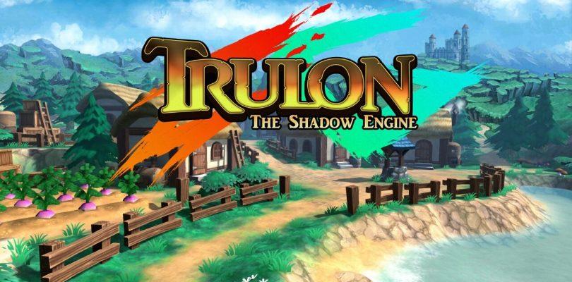 Trulon: The Shadow Engine – Nun auch auf der PS4 verfügbar