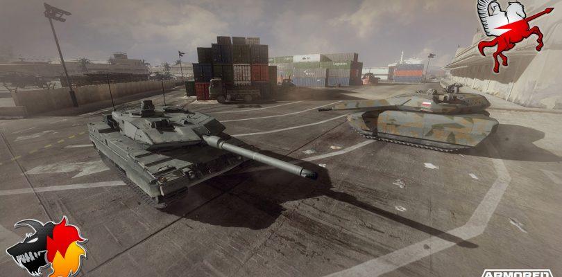 Armored Warfare – Statistiken zur ersten Runde Polen vs. Deutschland