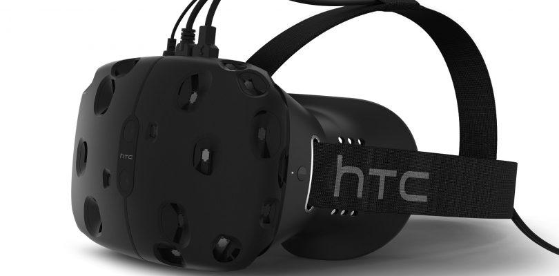 HTC Vive – So viel wird die VR-Brille kosten