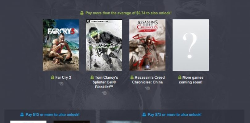 Humble Ubisoft Bundle – Division, Far Cry, Assassins Creed und mehr!