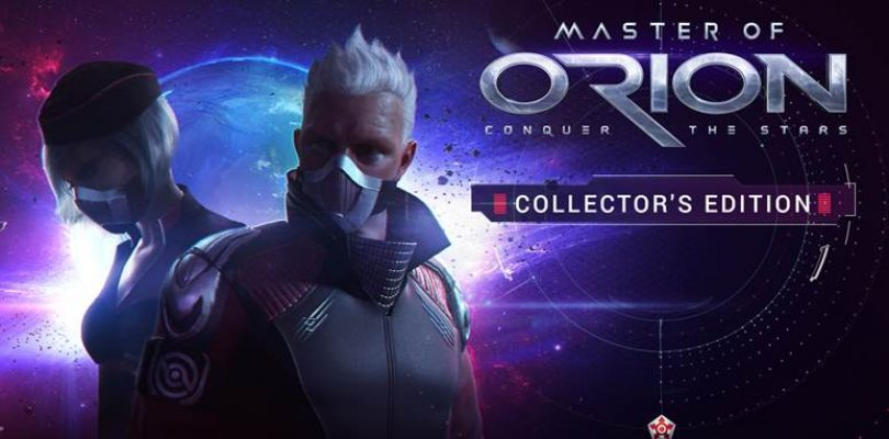 Master of Orion – Inhalt der Collectors Edition
