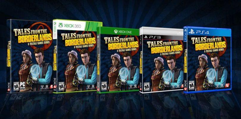 Tales from the Borderlands – Release und Preis der Retail-Version