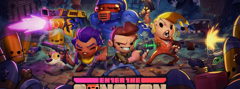 Enter the Gungeon erscheint am 05. April für XBox One & Win 10 inklusive Crossplay-Funktion