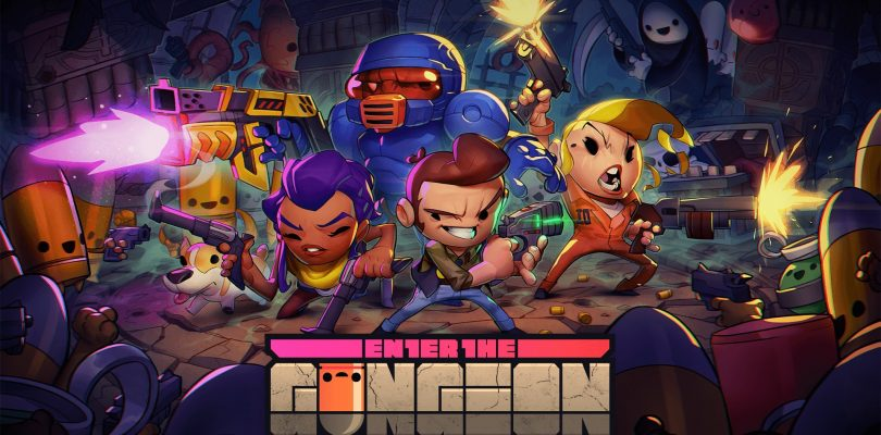 Enter the Gungeon – Hier ist der Launch-Trailer