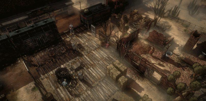 """Hard West – """"Scars of Freedom"""" DLC bringt sieben neue Missionen"""