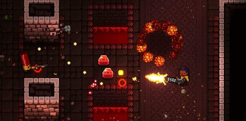 Enter the Gungeon – Isometrischer Shooter erscheint am 05. April
