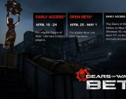 Gears of War 4 – Termin der offenen Beta