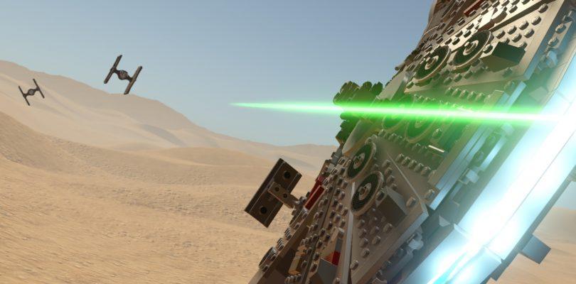 LEGO Star Wars: Das Erwachen der Macht – Gameplay-Trailer