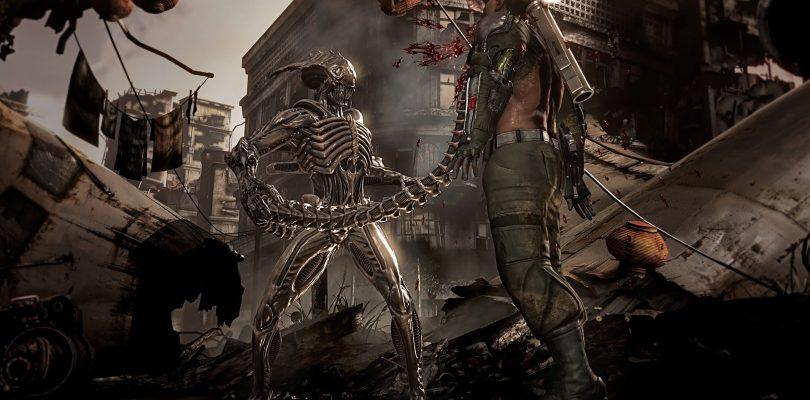Mortal Kombat XL ist ab Morgen erhältlich