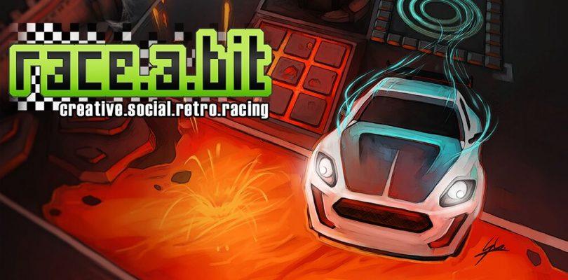 Race.a.bit – Retro-Rennspiel ab sofort via Steam erhältlich