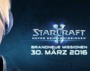 Starcraft 2 – Novas Geheimmissionen erscheinen am 30. März