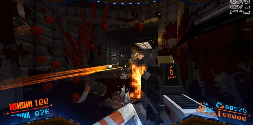 Strafe – Ankündigung, Trailer, PC-Version, VR-Support