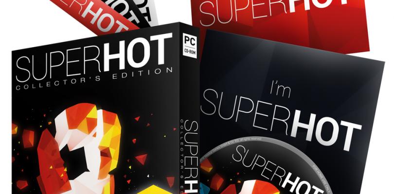 SUPERHOT kommt als Collectors Edition in den Handel