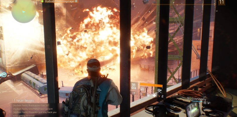 """The Division – Heute erscheint das zweite kostenlose Update namens """"Konflikt"""""""